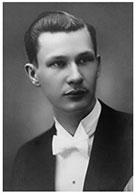 Gregor Heuer ca 1936