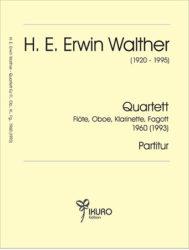H. E. Erwin Walther (1920-1995) Quartett 1960 (1993)