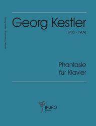 Georg Kestler | Phantasie für Klavier solo