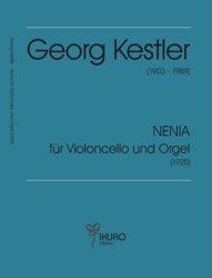 Georg Kestler (1903-1989) | Sonate für Violoncello allein (1920)